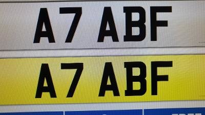 A4 ABF  &  A7 ABF For Sale (picture 2 of 2)