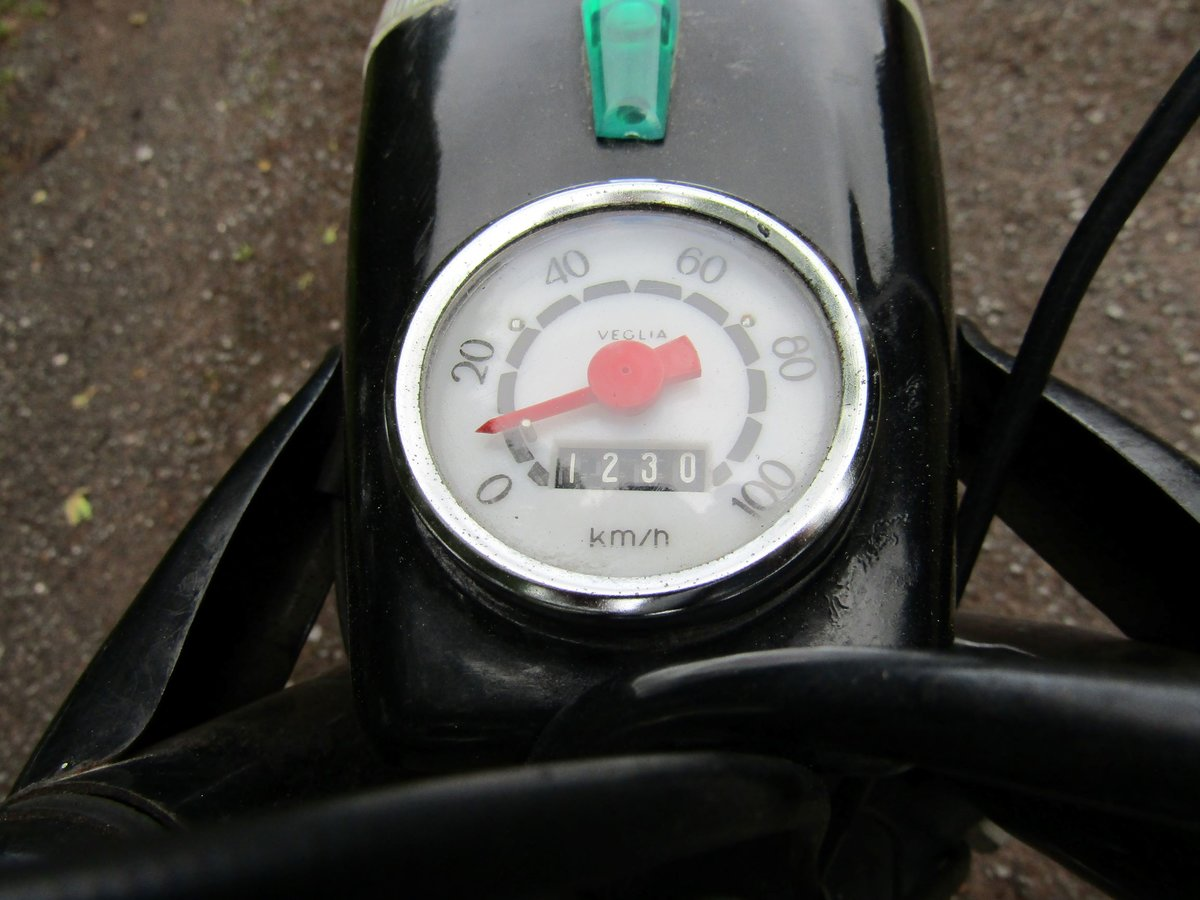 1967 Rare Italian Motobi 50cc moped/motorcycle For Sale (picture 4 of 6)