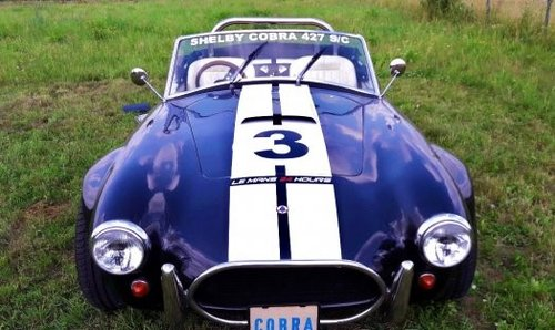 SHELBY AC COBRA 427 A/C (Replica) For Sale (picture 1 of 6)
