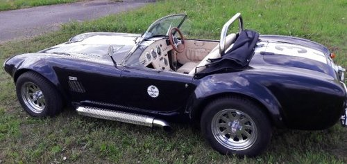 SHELBY AC COBRA 427 A/C (Replica) For Sale (picture 3 of 6)
