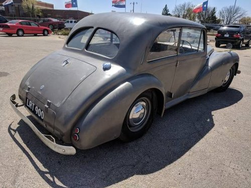 Rare 1951 AC ALUMINUM BODY (One of 1293 hand built) SOLD (picture 6 of 6)