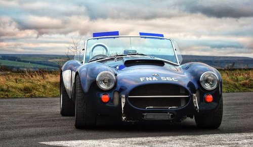 1999 AC Cobra (460ci Ford 'ICE' Race Engine) For Sale (picture 1 of 6)