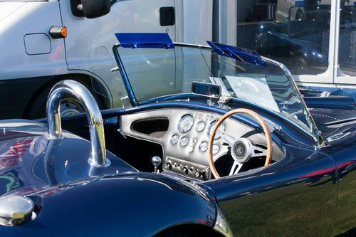 1999 AC Cobra (460ci Ford 'ICE' Race Engine) For Sale (picture 3 of 6)