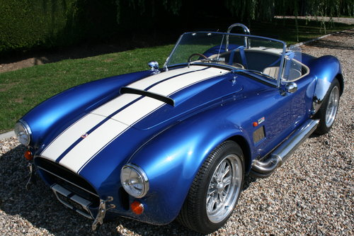 1977 Dax AC Cobra Supertube. Very High Spec. Stunning Car For Sale (picture 1 of 6)