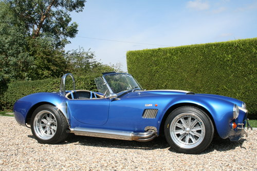 1977 Dax AC Cobra Supertube. Very High Spec. Stunning Car For Sale (picture 4 of 6)