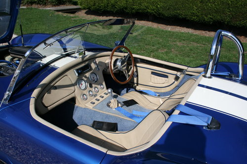 1977 Dax AC Cobra Supertube. Very High Spec. Stunning Car For Sale (picture 5 of 6)