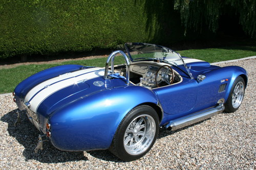 1977 Dax AC Cobra Supertube. Very High Spec. Stunning Car For Sale (picture 6 of 6)
