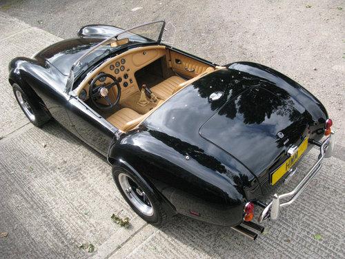 1984 AC AUTOKRAFT COBRA MK IV - EBONY BLACK For Sale (picture 6 of 6)