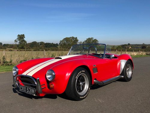 1973 AC Cobra by Dax Tojiero SOLD (picture 1 of 6)