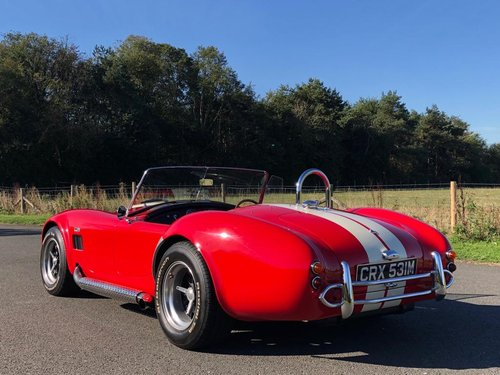 1973 AC Cobra by Dax Tojiero SOLD (picture 4 of 6)