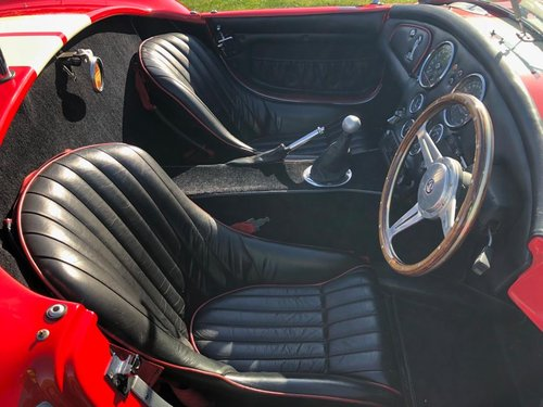 1973 AC Cobra by Dax Tojiero SOLD (picture 5 of 6)