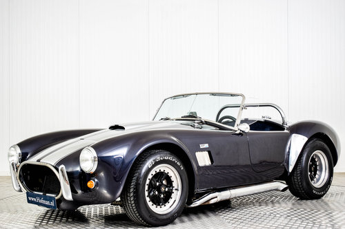 1988 AC Cobra Dax 5.4 V8 first owner 9155 km! For Sale (picture 1 of 5)