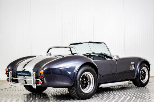 1988 AC Cobra Dax 5.4 V8 first owner 9155 km! For Sale (picture 2 of 5)