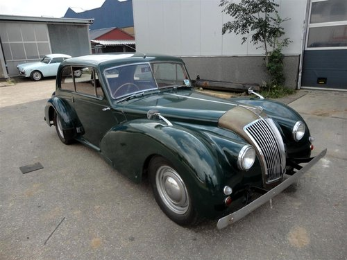1951 AC coupe RHD for sale For Sale (picture 1 of 6)