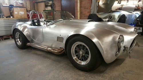 1965 AC COBRA (ALUMINIUM BODY) TOOLROOM REPLICA For Sale (picture 1 of 6)