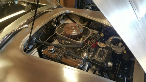 1965 AC COBRA (ALUMINIUM BODY) TOOLROOM REPLICA For Sale (picture 6 of 6)
