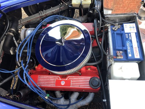 2004 Cobra V8 Roadster by Pilgrim Motorsports For Sale (picture 3 of 6)
