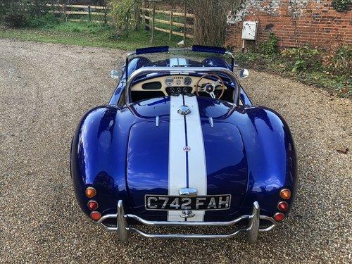 2004 Cobra V8 Roadster by Pilgrim Motorsports For Sale (picture 5 of 6)