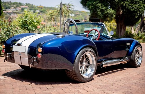 2016 AC Cobra Backdraft SOLD | Car And Classic