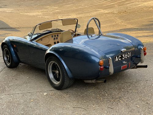 1987 AC MKIV COBRA RHD - Now Sold- More Stock Wanted For Sale (picture 2 of 5)