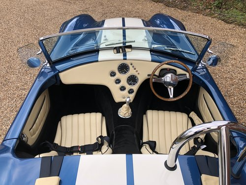 2017 Cobra by DAX, De-dion chassis For Sale (picture 3 of 18)