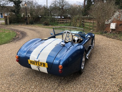 2017 Cobra by DAX, De-dion chassis For Sale (picture 5 of 18)
