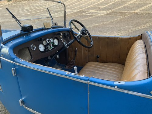 1930 AC Magna Six Cylinder - Boat Tailed Special For Sale (picture 5 of 5)