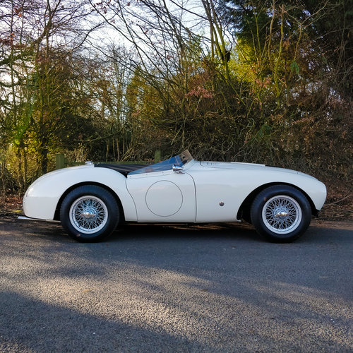 1948 AC BARCHETTA LX820 - ONE OF ONE IN THE WORLD For Sale (picture 1 of 6)
