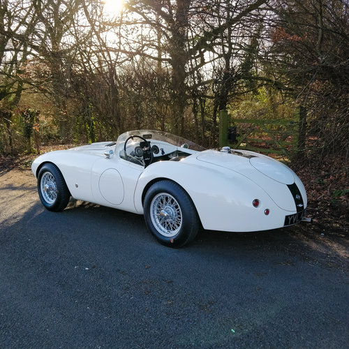 1948 AC BARCHETTA LX820 - ONE OF ONE IN THE WORLD For Sale (picture 3 of 6)