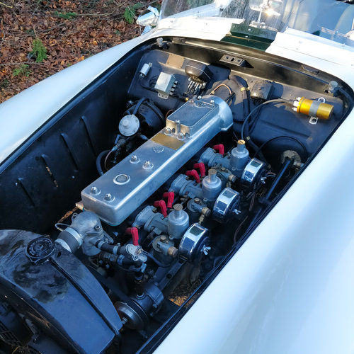 1948 AC BARCHETTA LX820 - ONE OF ONE IN THE WORLD For Sale (picture 6 of 6)