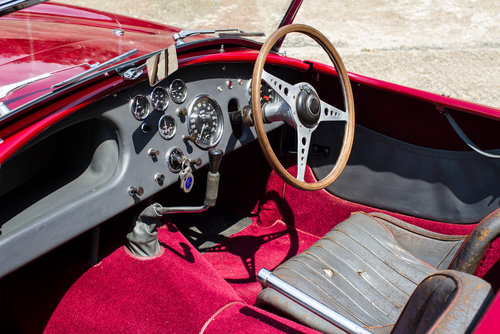 1955 AC ACE - Ex Works RAC Rally Entrant, Goodwood History For Sale (picture 4 of 6)