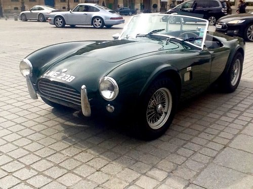 1972 LEFT HAND DRIVE AC COBRA 289 HAWK For Sale (picture 1 of 6)
