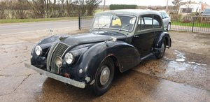 AC Two-Litre 2-Door Saloon cira 1950 for Restoration For Sale