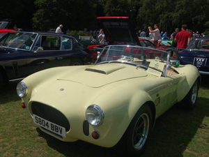 1999 Genuine AC Built Cobra For Sale