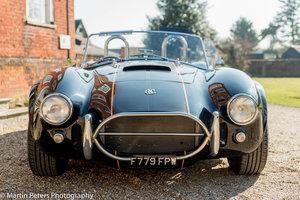 2018 Cobra V8 by Pilgrim Motorsports For Sale