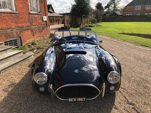 2002 Cobra AK427 Ex Factory show car For Sale