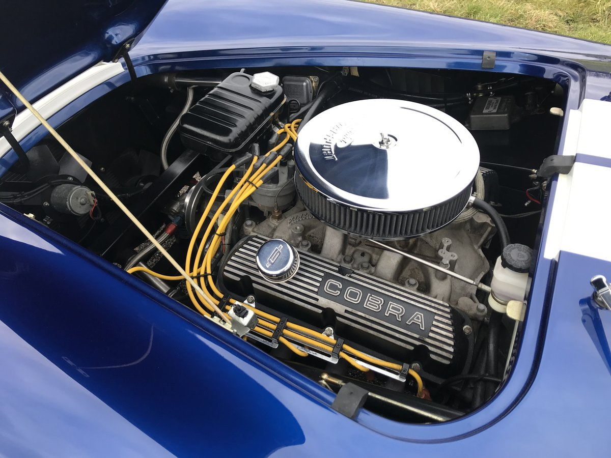 1965 Cobra Superformance 427 S/C  For Sale (picture 5 of 6)