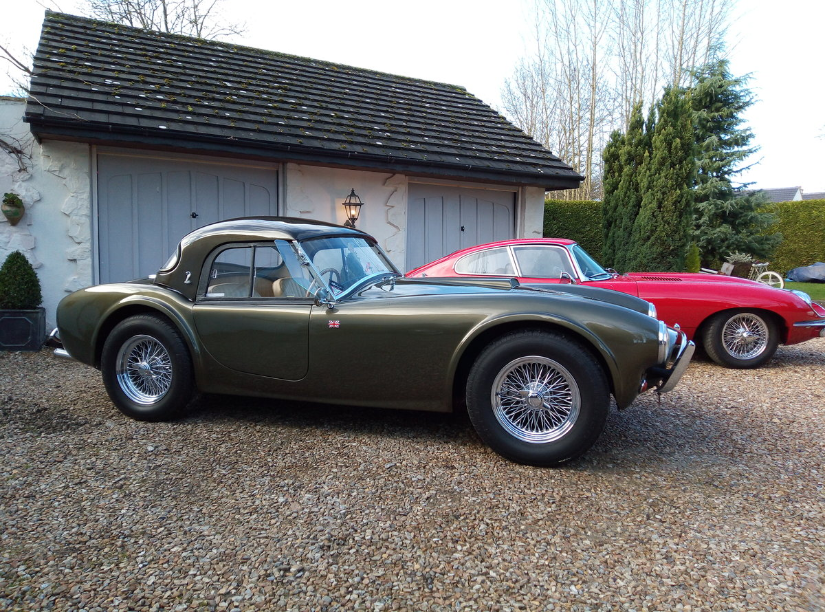 1968 COBRA 3.7 TUNED V8 For Sale (picture 1 of 6)