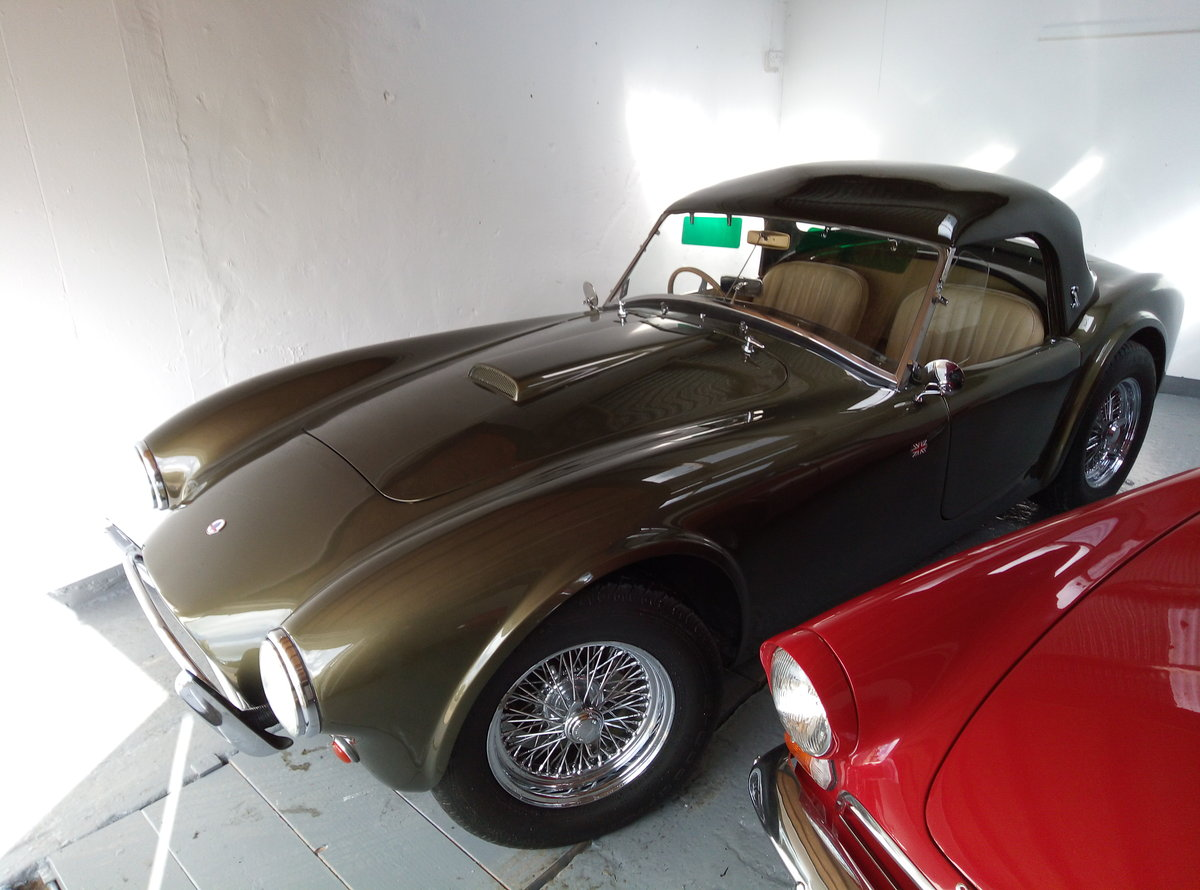 1968 COBRA 3.7 TUNED V8 For Sale (picture 2 of 6)