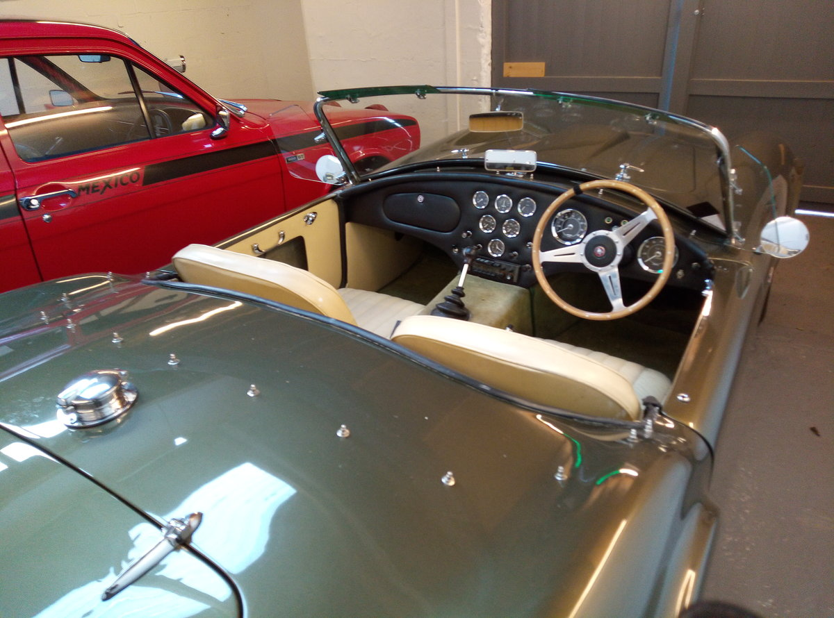 1968 COBRA 3.7 TUNED V8 For Sale (picture 3 of 6)