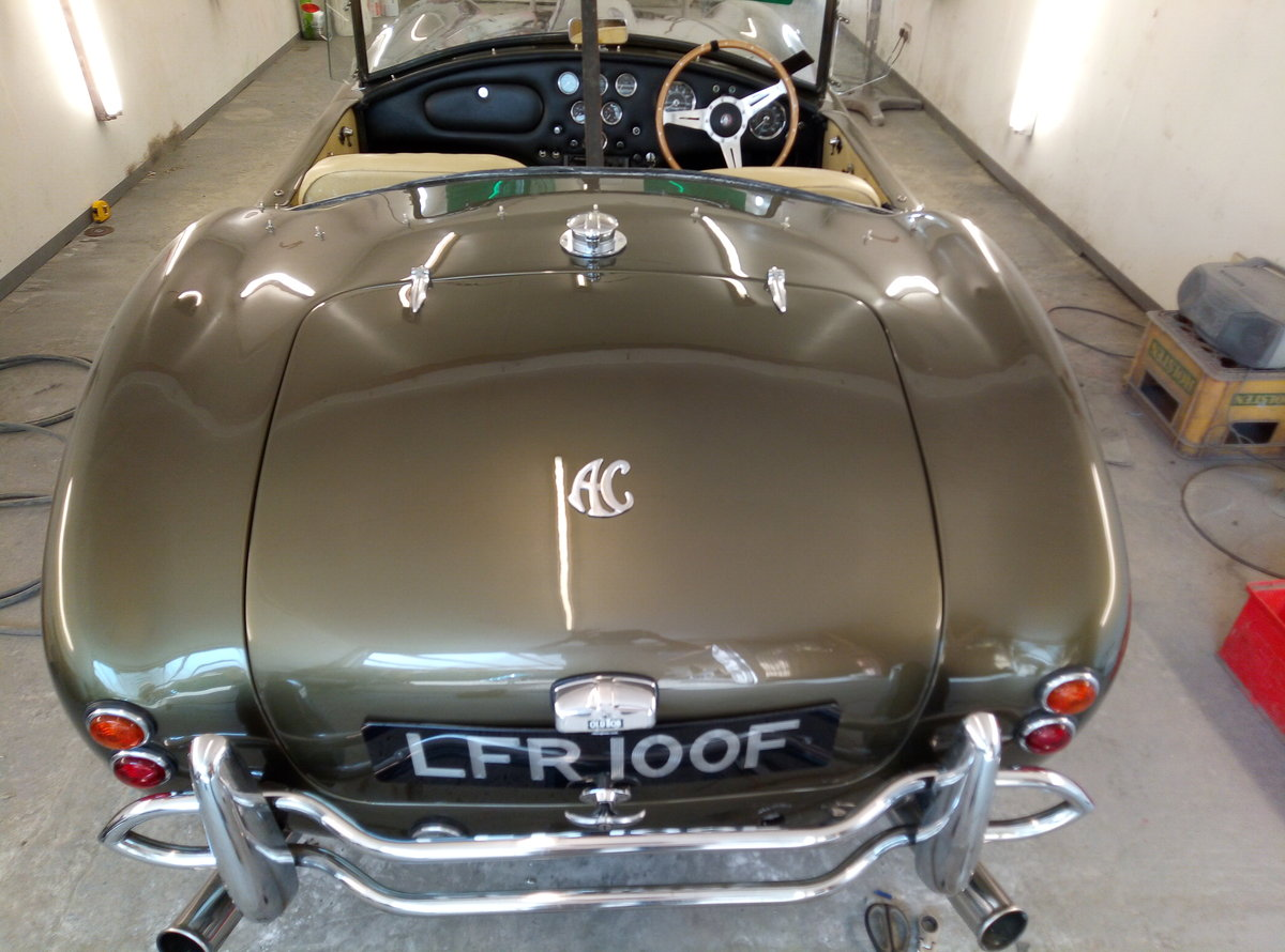 1968 COBRA 3.7 TUNED V8 For Sale (picture 4 of 6)