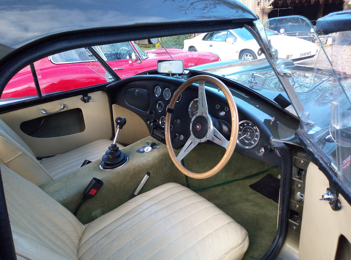 1968 COBRA 3.7 TUNED V8 For Sale (picture 5 of 6)