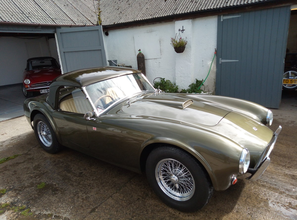 1968 COBRA 3.7 TUNED V8 For Sale (picture 6 of 6)