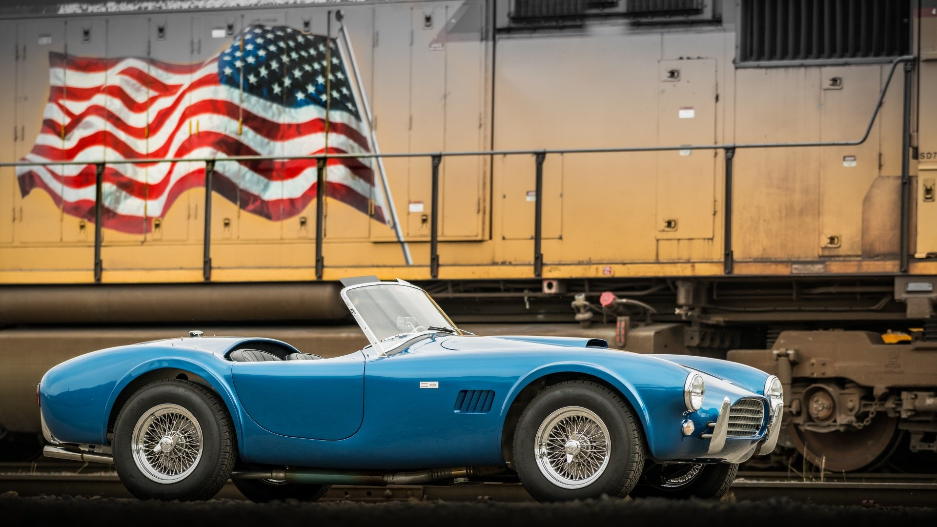 1963 Shelby Cobra 289 = Real Extensive Drag Race History  For Sale (picture 1 of 6)