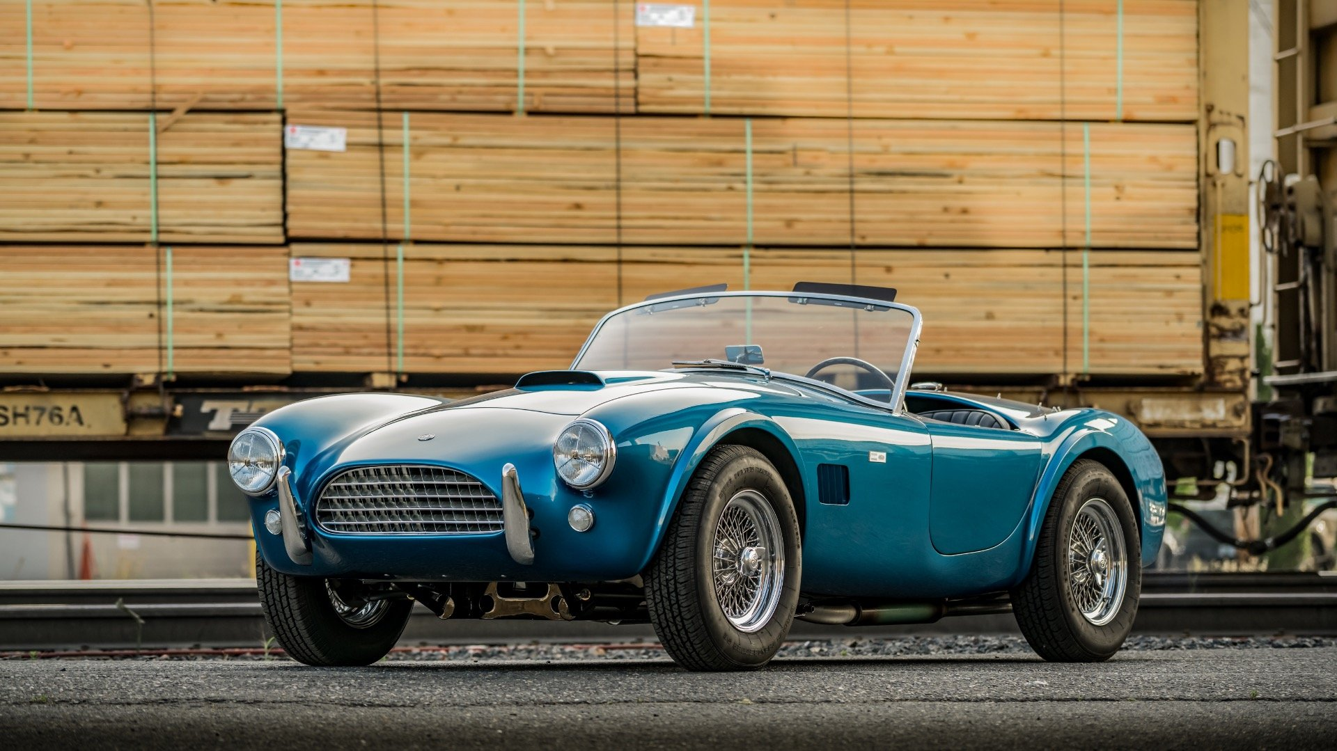 1963 Shelby Cobra 289 = Real Extensive Drag Race History  For Sale (picture 2 of 6)