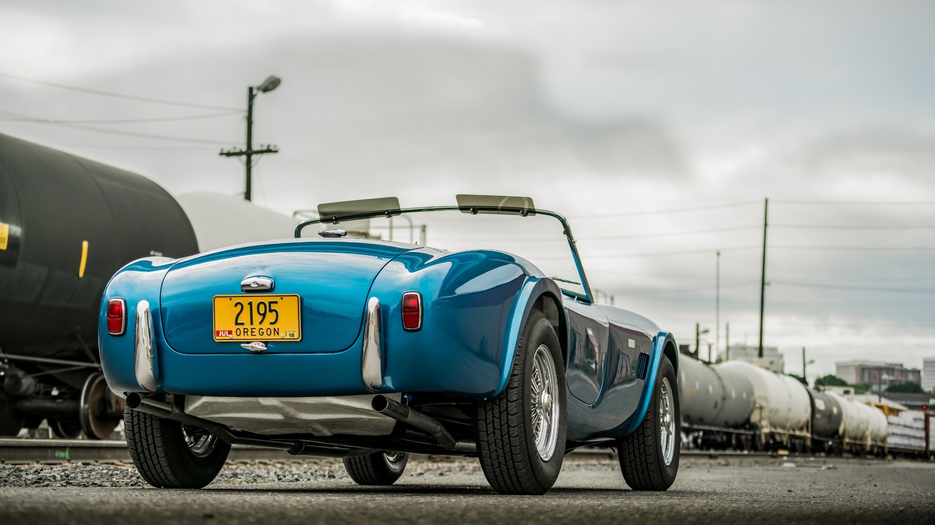 1963 Shelby Cobra 289 = Real Extensive Drag Race History  For Sale (picture 3 of 6)