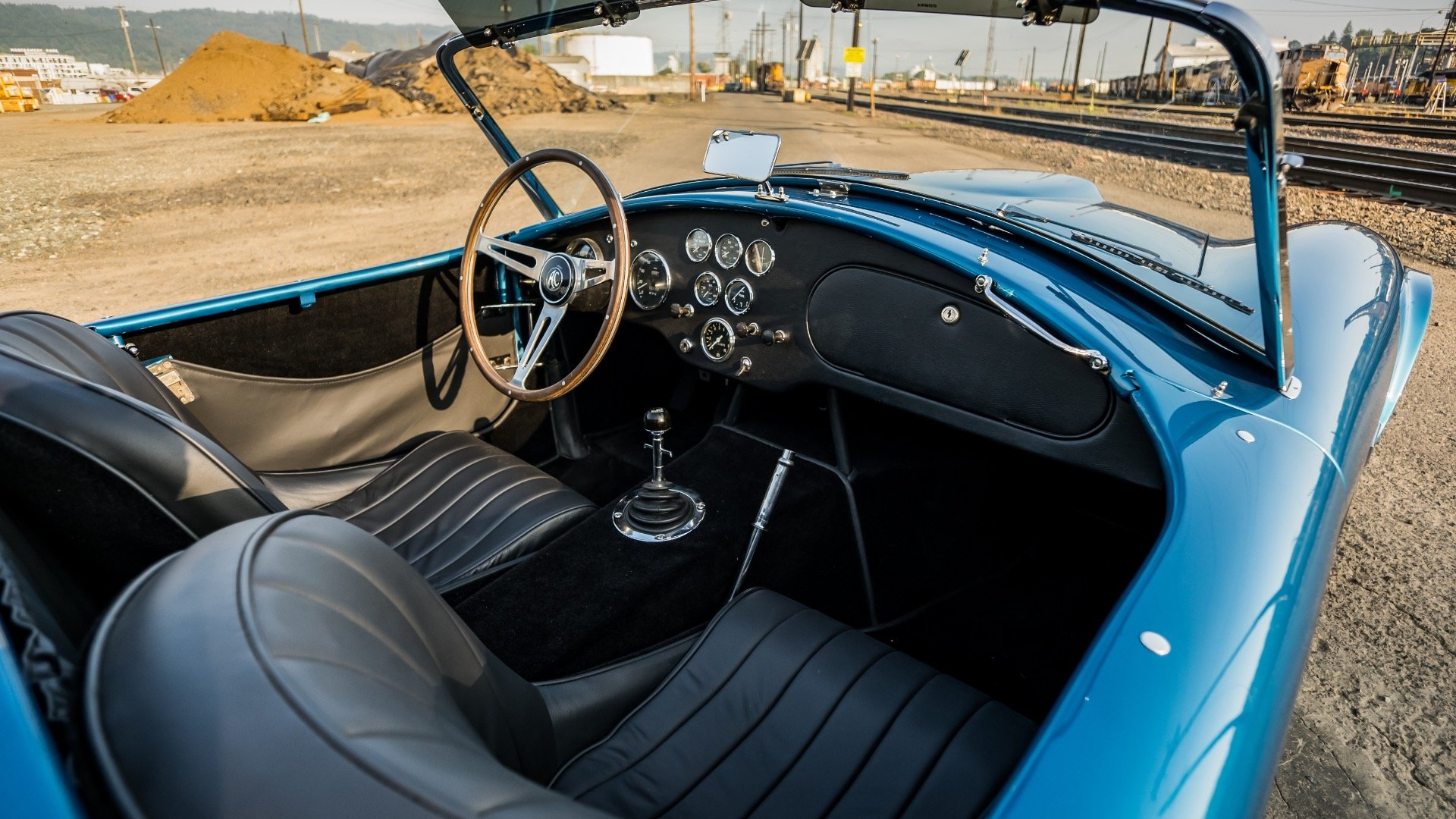 1963 Shelby Cobra 289 = Real Extensive Drag Race History  For Sale (picture 5 of 6)
