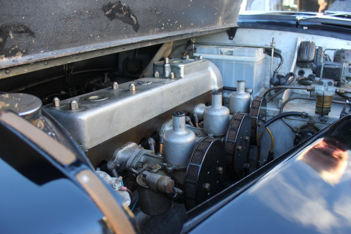 1952 AC Saloon - Excellent Condition - Last Owner 40 yrs For Sale (picture 4 of 6)