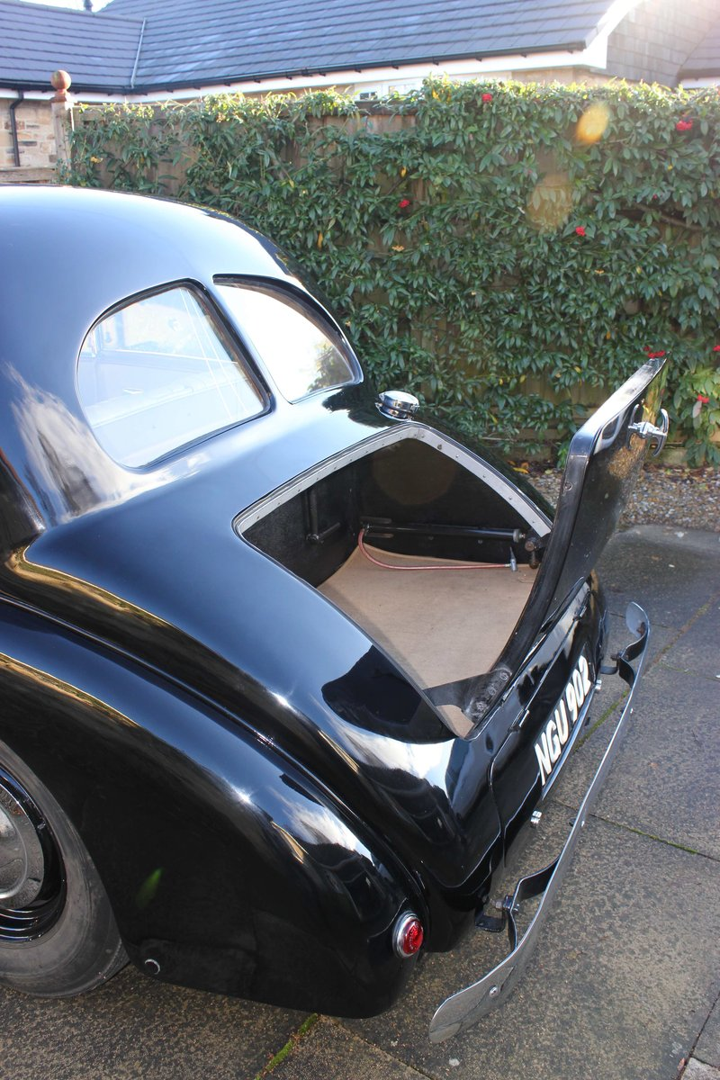 1952 AC Saloon - Excellent Condition - Last Owner 40 yrs For Sale (picture 6 of 6)