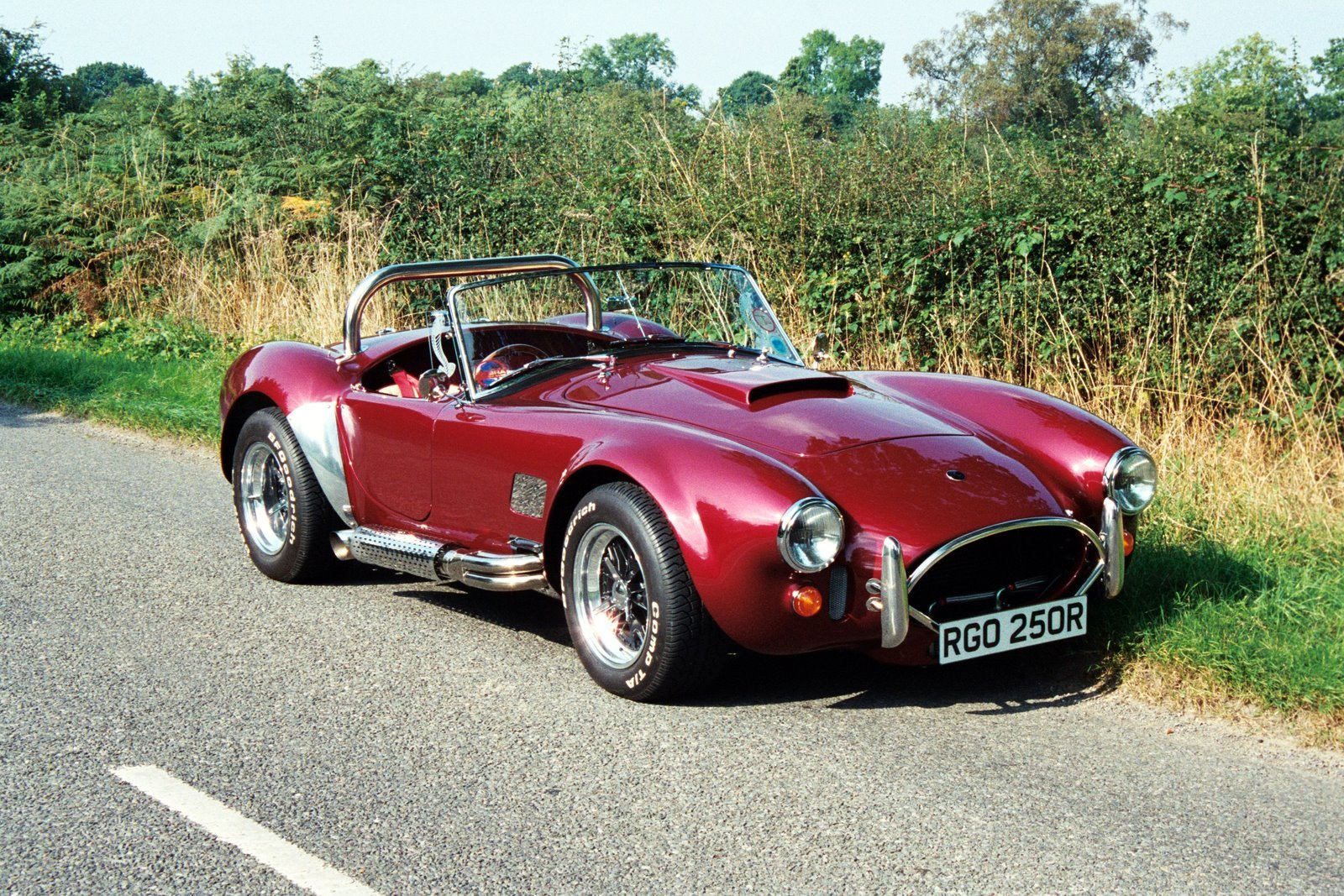 1997   Cobra  Roadcraft SOLD (picture 5 of 5)
